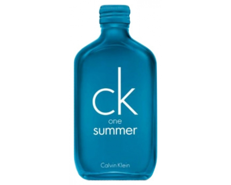 CALVIN KLEIN CK ONE SUMMER 2018