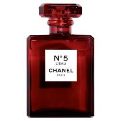 CHANEL NO5 L'EAU RED EDITION