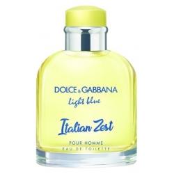 DOLCE GABBANA (D&G) LIGHT BLUE POUR HOMME ITALIAN ZEST