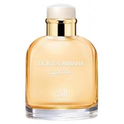 DOLCE GABBANA (D&G) LIGHT BLUE SUN POUR HOMME