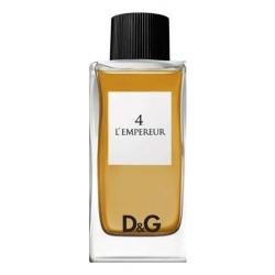 DOLCE GABBANA (D&G) 4 L'EMPEREUR