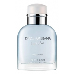 DOLCE GABBANA (D&G) LIGHT BLUE LIVING STROMBOLI